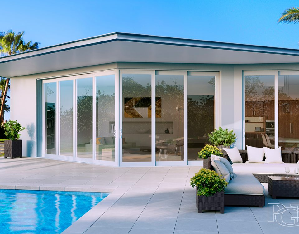 Residential Sliding Glass Doors