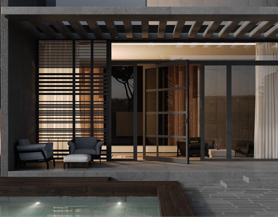 Pivot Doors: Update Your Home with a Modern Pivot Door