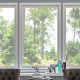 Residential Windows - Awning Windows - CGI Sentinel - Impact Windows