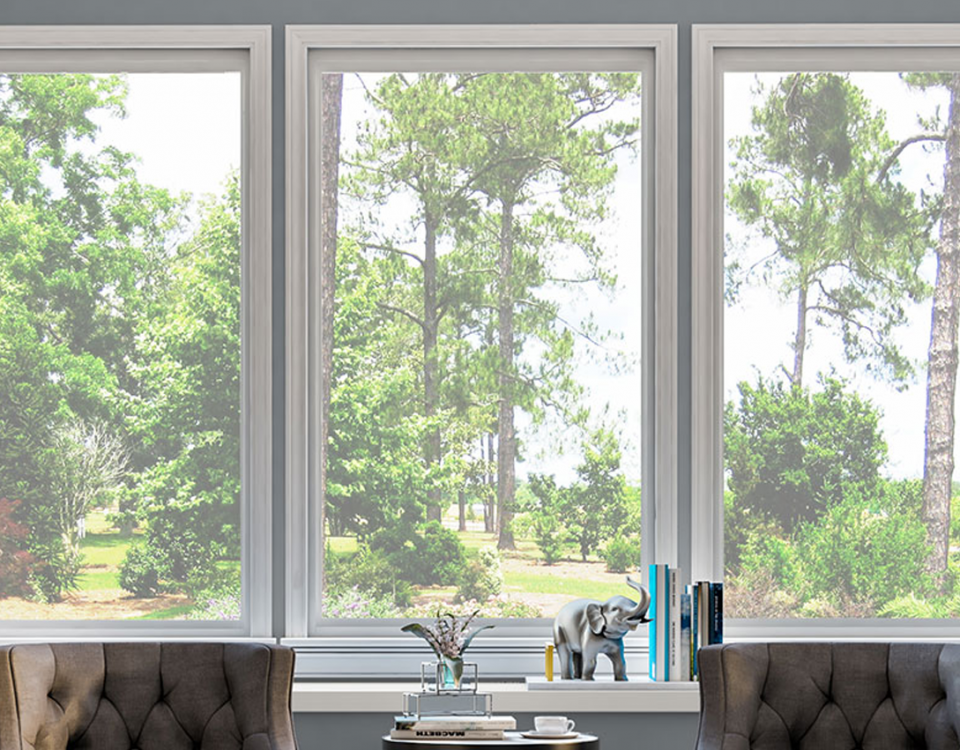 Residential Windows - Awning Windows - CGI Sentinel - Impact Windows