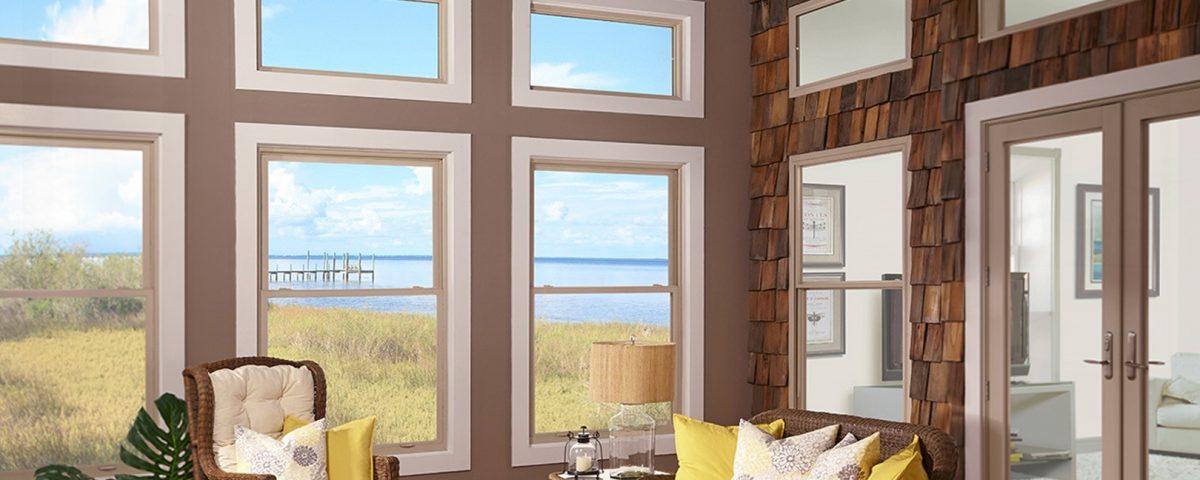 Vinyl Single Hung Windows Sarasota - PGT WinGuard Single Hung Window - PGT Single Hung Windows