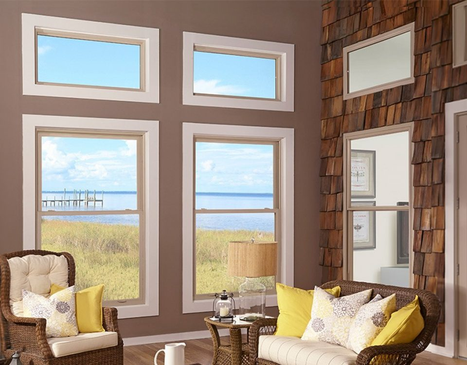 Vinyl Single Hung Windows Sarasota - PGT WinGuard Single Hung Window - PGT Single Hung Windows