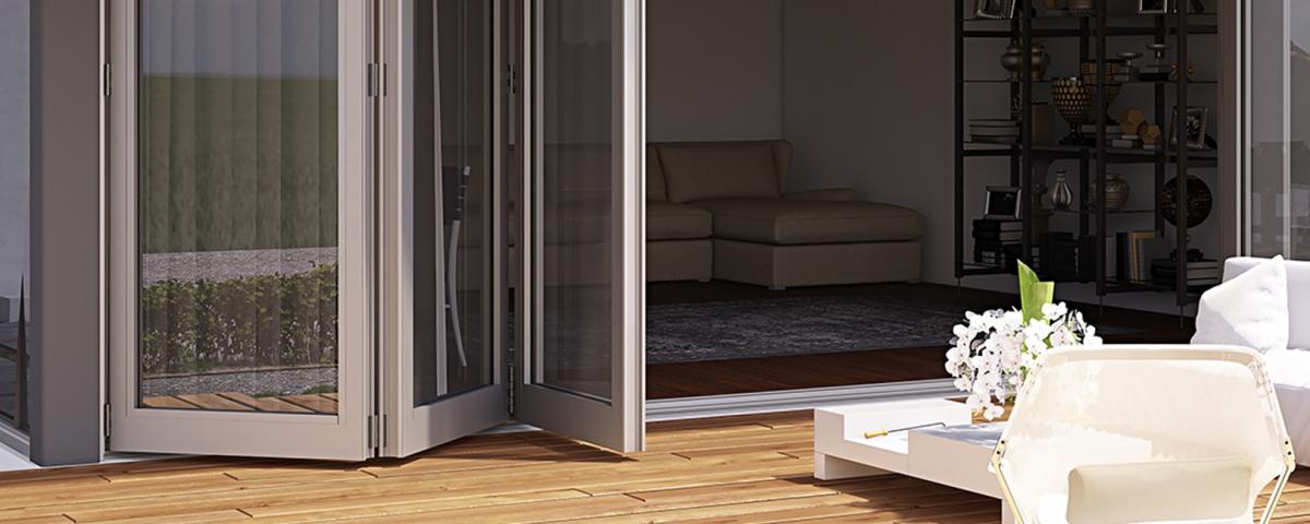 Folding Patio Doors - Bifold Patio Doors - Bifold Glass Doors