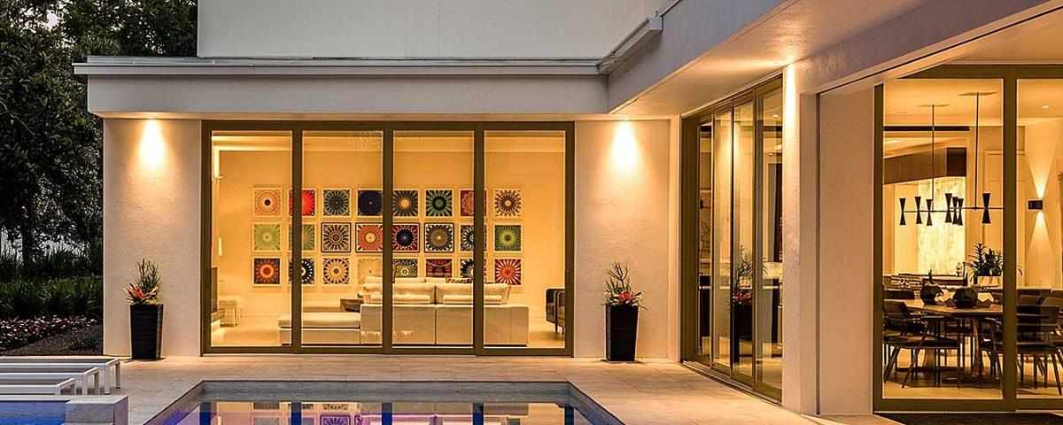 Sliding Glass Doors - Residential Stacking Sliding Glass Doors - Sliding Patio Door